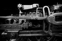 Locomotive 4012 - Steamtown National Historic Site